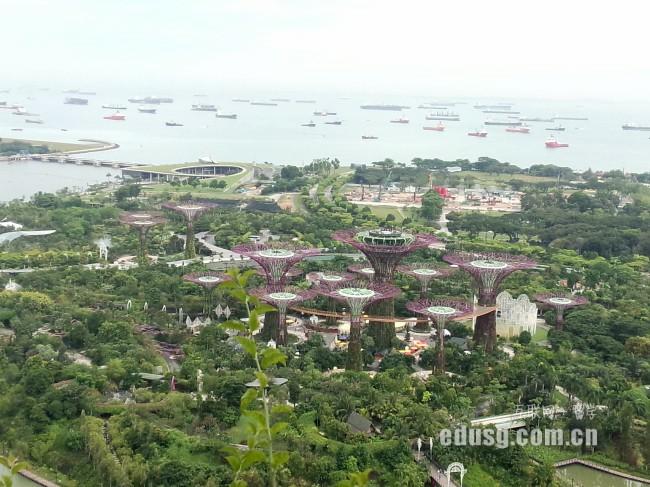 到新加坡读硕士好吗