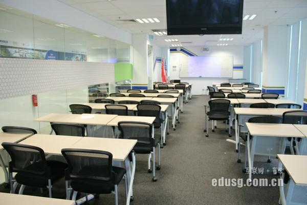 新加坡mdis学院入学申请难吗