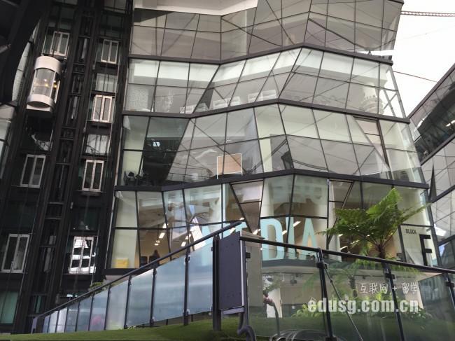 新加坡硕士入学时间