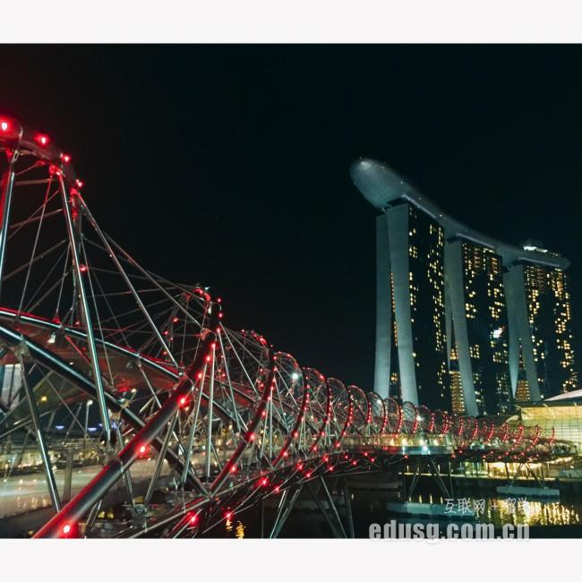 新加坡ERC学院本科专业有哪些