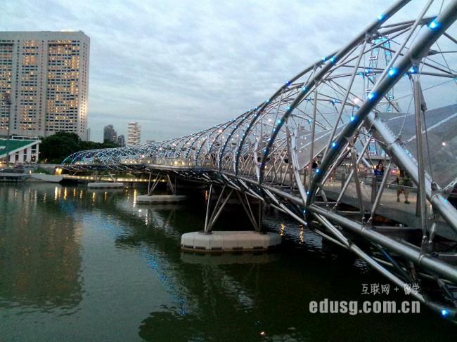 高中毕业新加坡留学申请条件有哪些