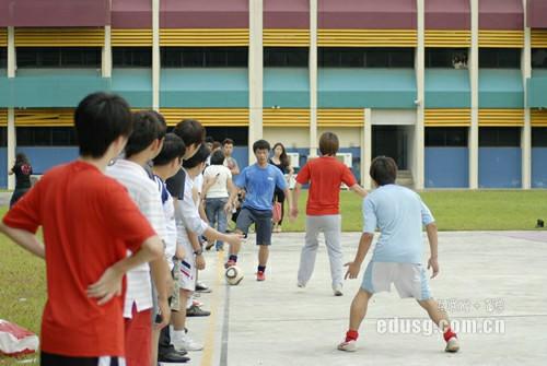 初中生如何去新加坡留学