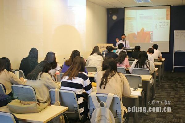 新加坡留学研究生理工专业