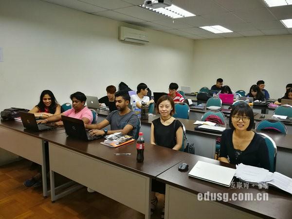 新加坡留学读会计专业好吗