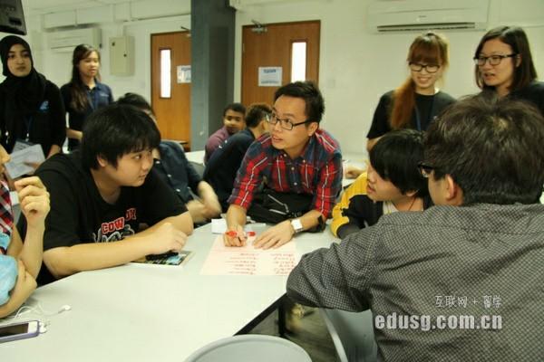 国内高中生怎么申请新加坡大学