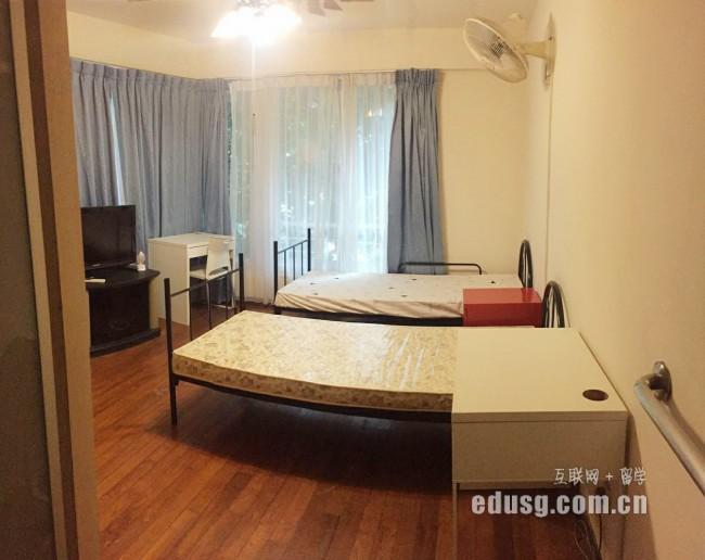 新加坡研究生申请条件和费用