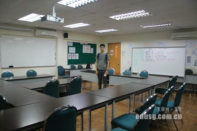 英语不好怎么申请新加坡留学