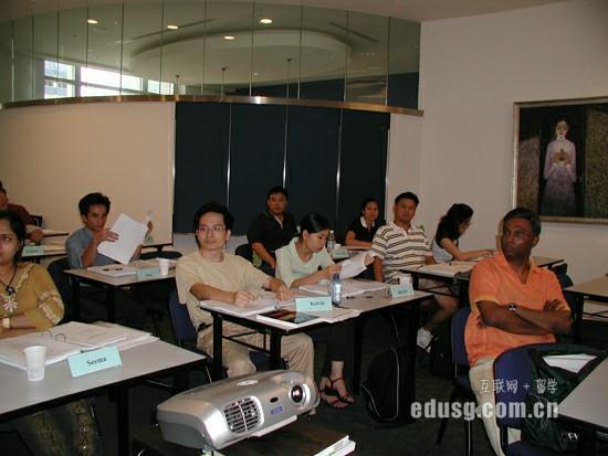 新加坡留学费用一年多少人民币
