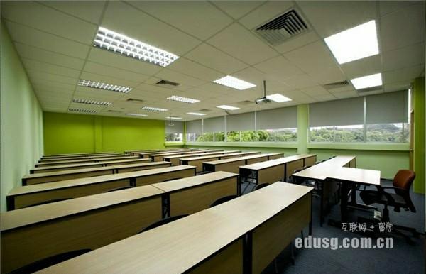 新加坡市场学院哪个专业好