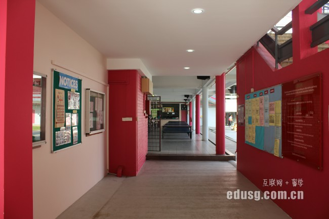留学新加坡本科一年学费多少