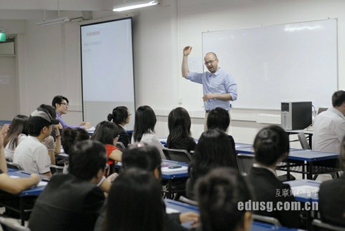 新加坡硕士申请材料清单