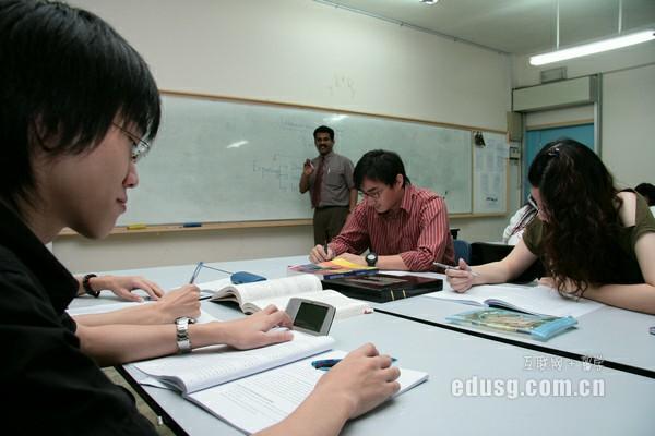 去新加坡留学学MBA专业