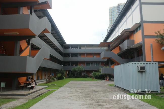 新加坡读金融专业哪所大学