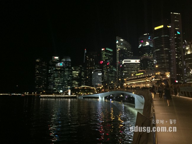 新加坡计算机研究生课程