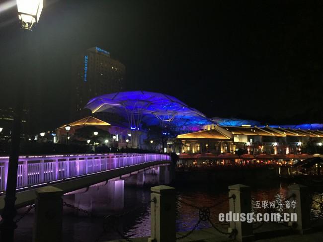 工程专业新加坡哪个大学好