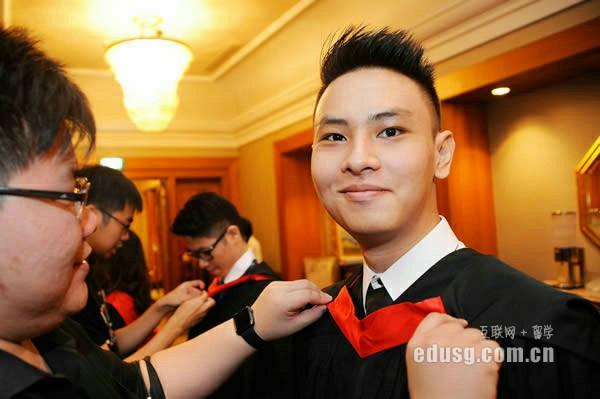 新加坡职业会计硕士哪个大学好