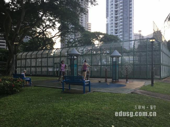 怎样办理新加坡大学留学