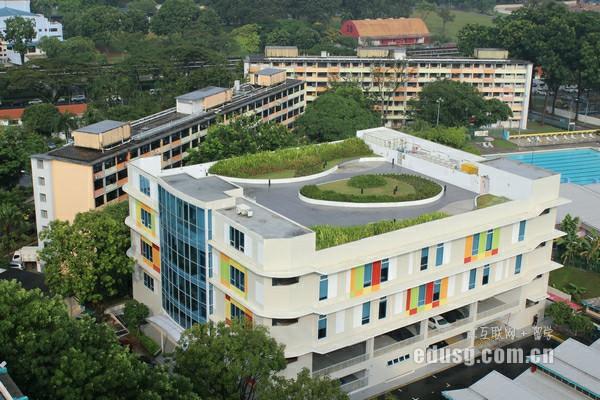 高考生怎么申请新加坡留学
