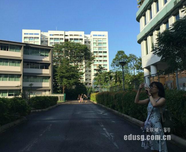 去新加坡上大学好么