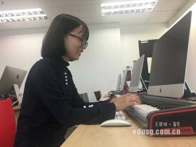 高考后留学新加坡