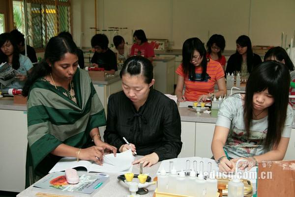 新加坡留学物流专业申请