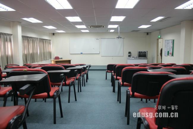 专科生去新加坡留学条件