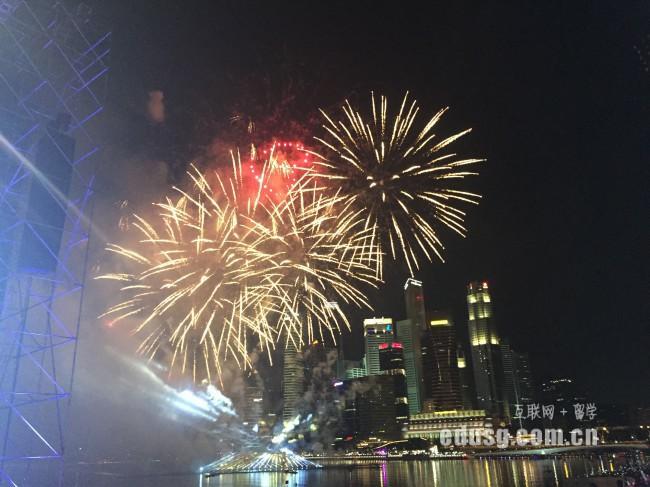 新加坡留学旅游专业