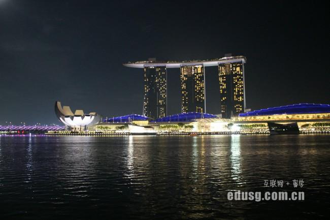 合肥新加坡留学中介