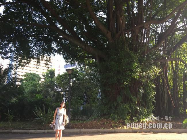 新加坡大学研究生学制:新加坡ERC学院