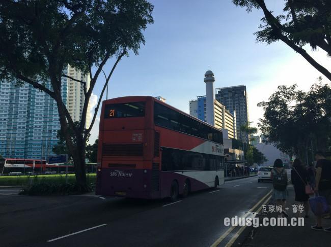新加坡中学留学怎么申请