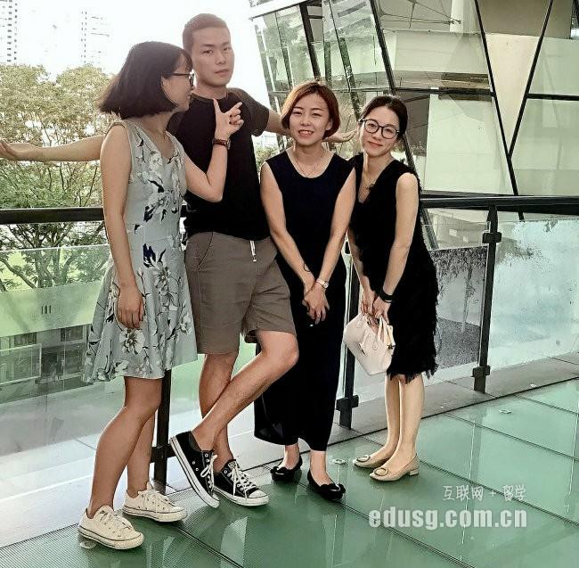 留学新加坡春季申请