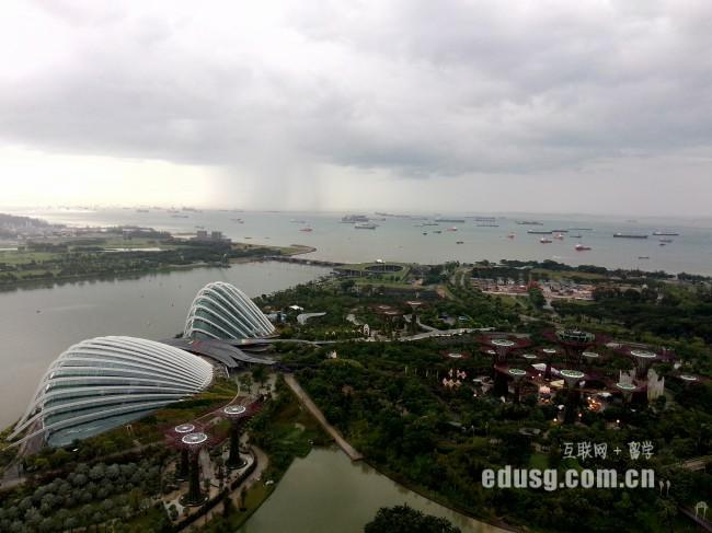 新加坡研究生留学申请材料
