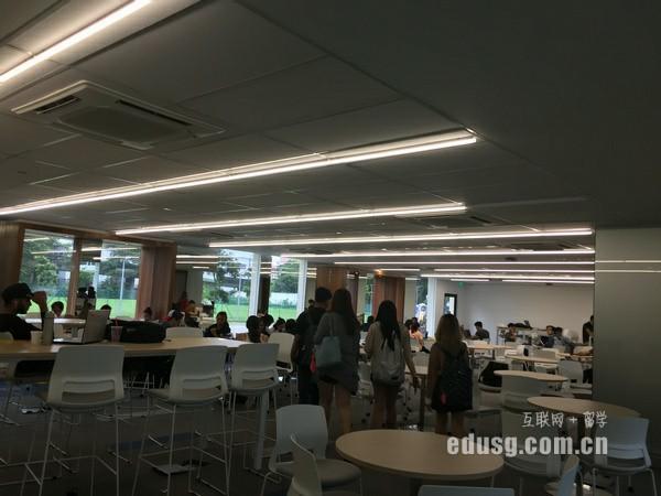 留学新加坡软件专业申请计划