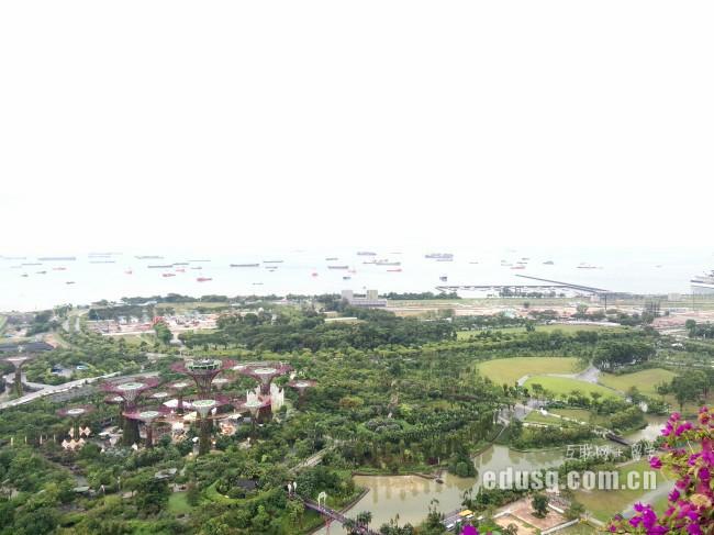 大四申请新加坡留学