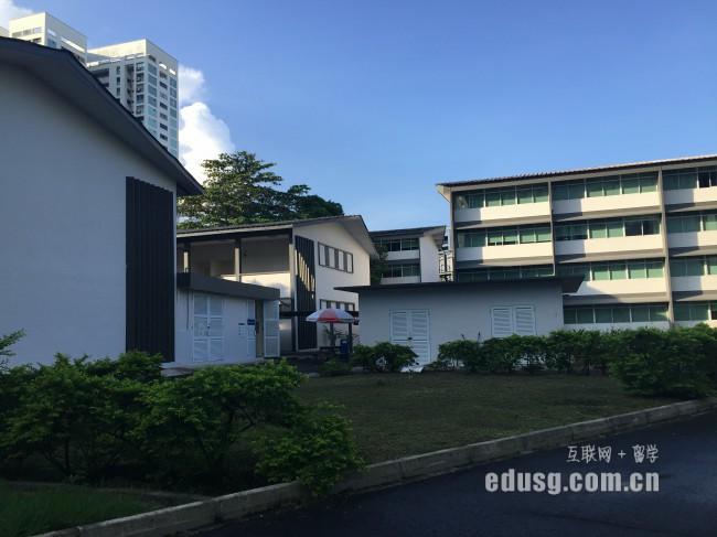 新加坡读研专业排名