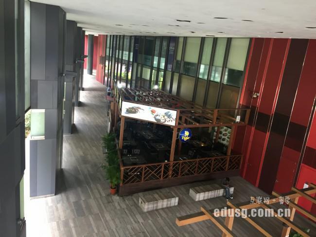 留学新加坡理工学院
