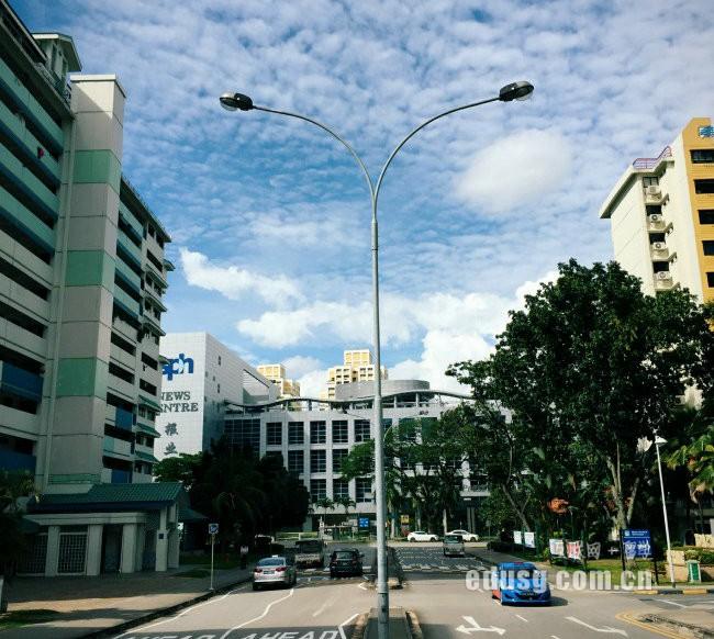 新加坡博伟学院o水准