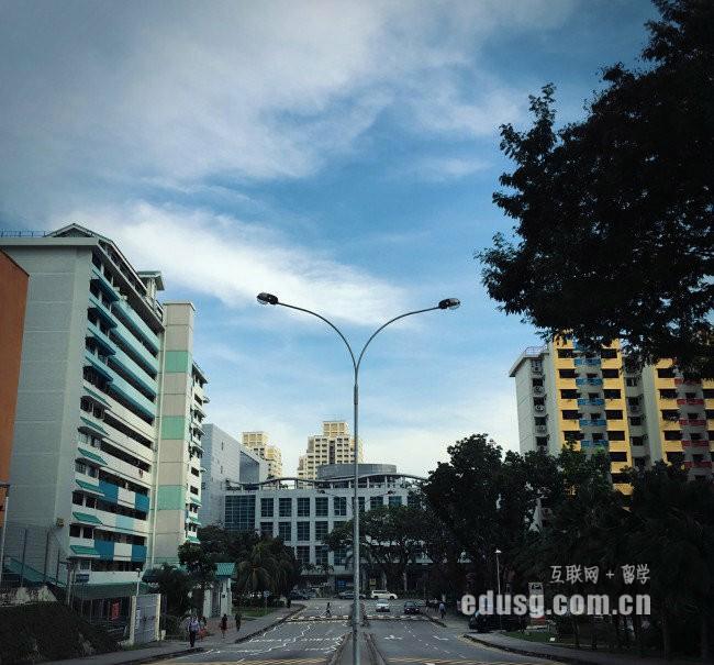 新加坡食品专业留学
