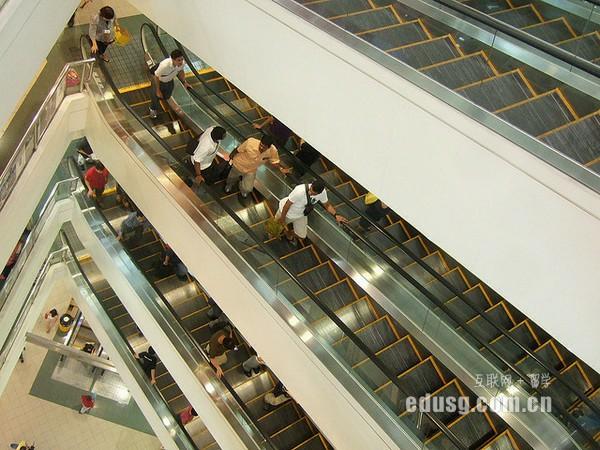 新加坡读金融专业学费