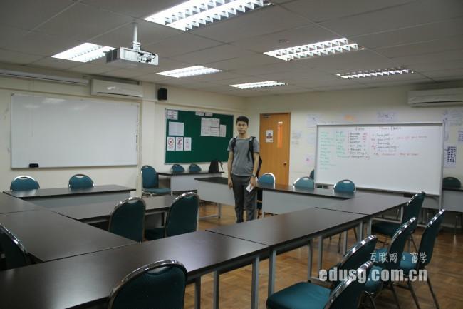新加坡读高中学校推荐