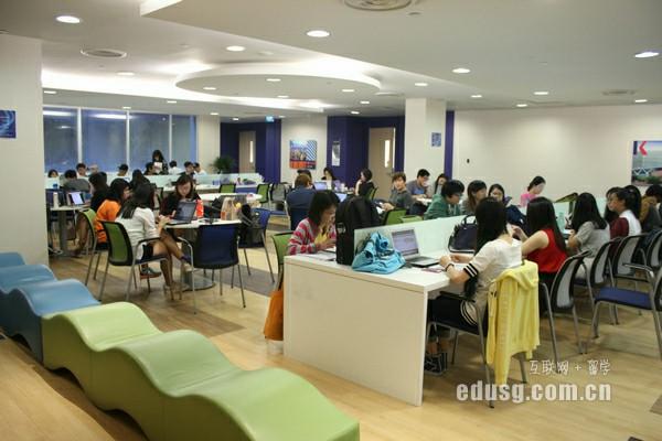 大专生可申请去新加坡留学吗