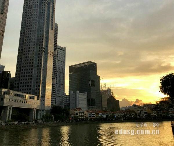 新加坡读研IT专业申请条件