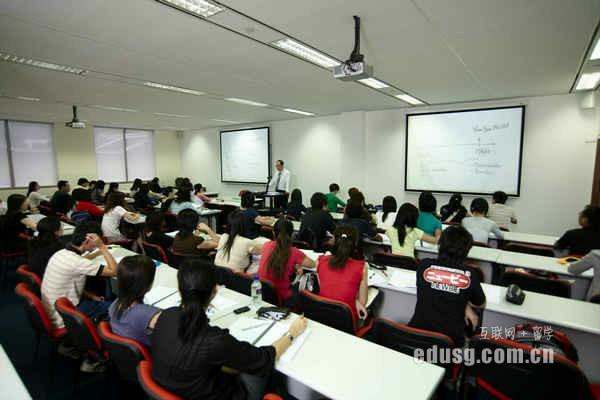 新加坡学护士专业