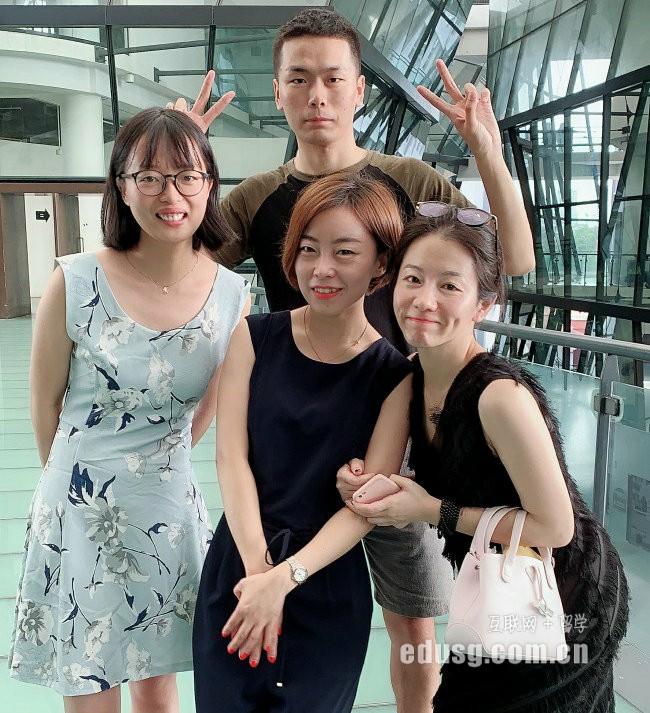 土木工程专业留学新加坡