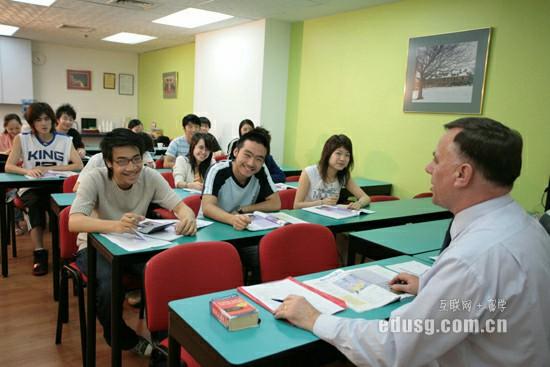 新加坡留学签证要办多久