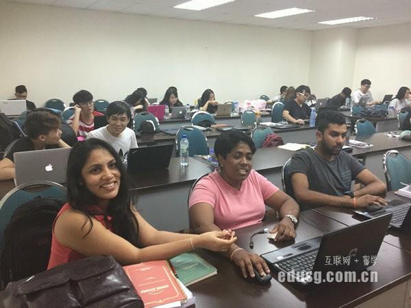 新加坡大学信息管理专业