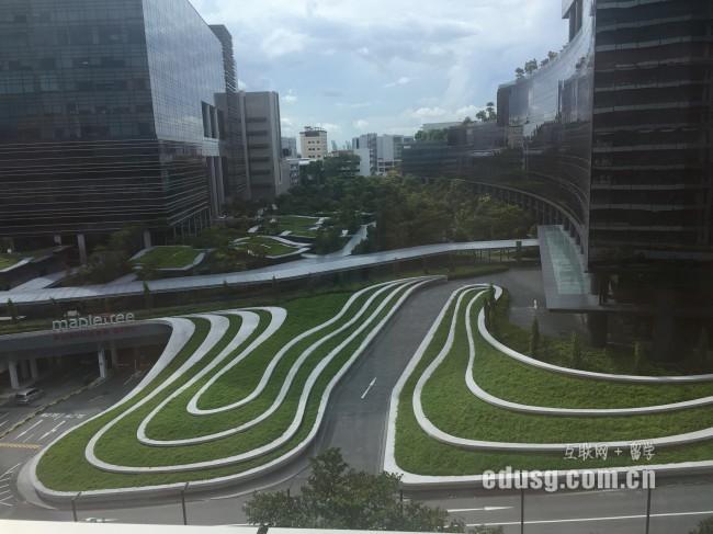 新加坡留学找工作