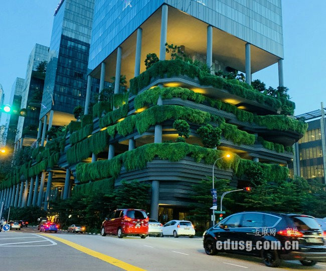 专科留学新加坡