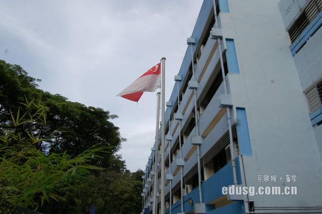新加坡小学的课程