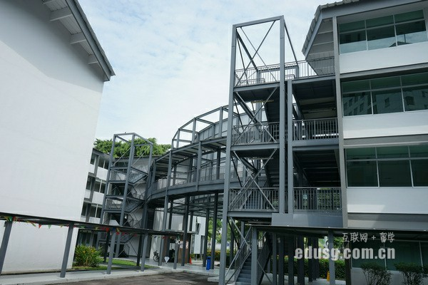 新加坡读研几年